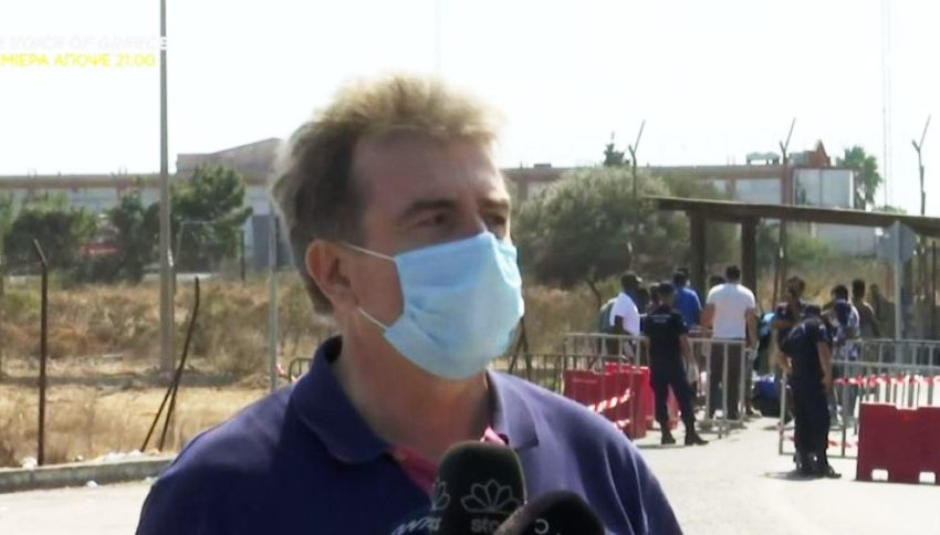 Χρυσοχοϊδης: Είμαστε αποφασισμένοι να βάλουμε φρένο στην πανδημία – Υπάρχει σχέδιο το οποίο θα εφαρμόσουμε