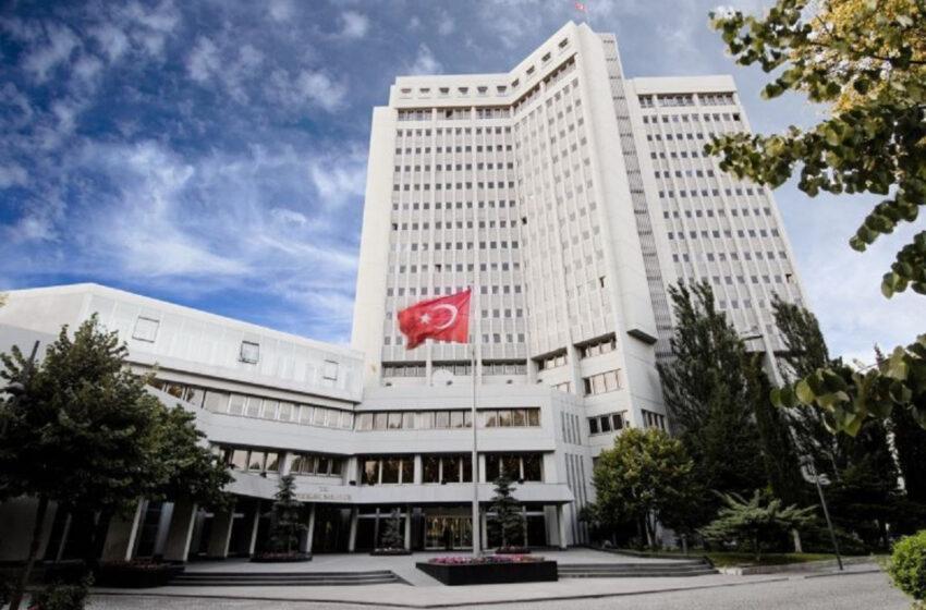 Το τουρκικό ΥΠΕΞ για τη Σύνοδο Κορυφής: Εάν μας επιβληθούν κυρώσεις, θα αυξηθεί η αποφασιστικότητά μας