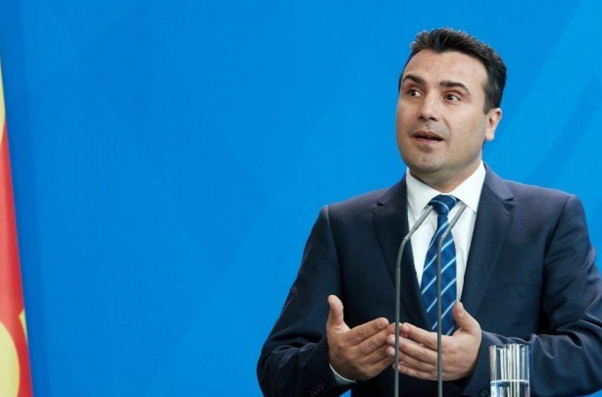 Ζόραν Ζάεφ: Πρέπει να επισπεύσουμε τις συνομιλίες για βιβλία και εμπορικά σήματα όπως προβλέπει η Συμφωνία των Πρεσπών (vid)