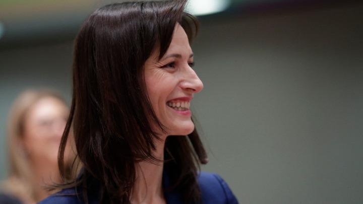 Θετική στον κοροναϊό η Επίτροπος καινοτομίας  Μαρίγια Γκάμπριελ