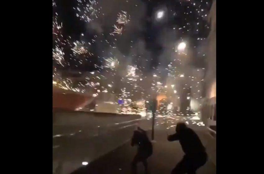 Ομάδα αγνώστων επιτέθηκαν σε αστυνομικό τμήμα σε προάστιο του Παρισιού