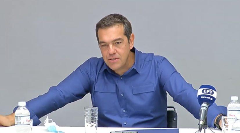 Τσίπρας: Τελειώσαμε με τη Χρυσή Αυγή, όχι όμως και με τον χρυσαυγιτισμό (vid)
