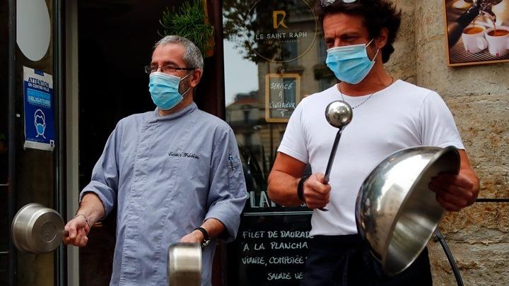 Covid-19-Γαλλία: 16.972 νέα κρούσματα, 49 νέοι θάνατοι