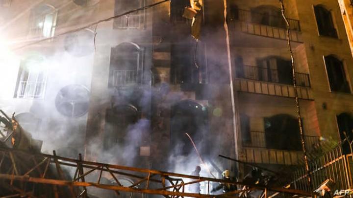 Ιράν: Έκρηξη από αέριο κατέστρεψε ολοσχερώς κτίριο, τουλάχιστον 2 νεκροί