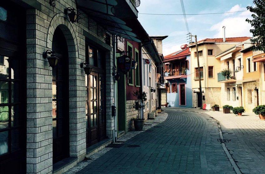Έρημη πόλη τα Γιάννενα μετά την απαγόρευση κυκλοφορίας