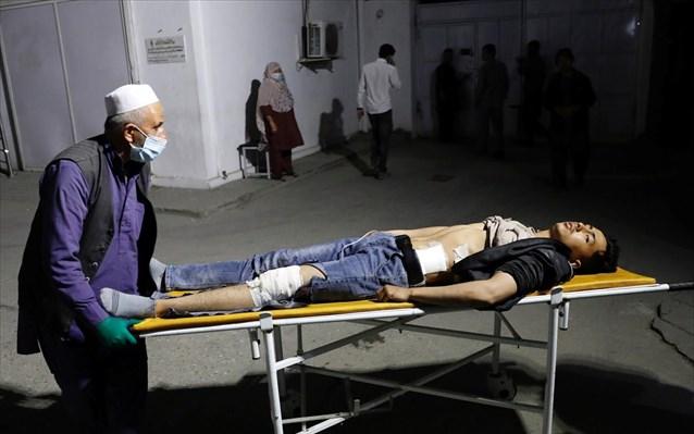 Τουλάχιστον 18 νεκροί από επίθεση του ISIS σε εκπαιδευτικό κέντρο στην Καμπούλ