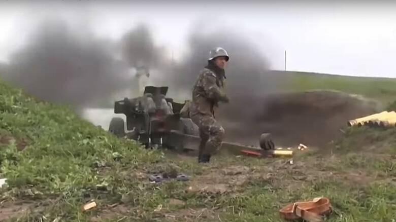 Αρμενία-Αζερμπαϊτζάν: Αλληλοκατηγορίες για την παραβίαση της νέας συμφωνίας κατάπαυσης του πυρός