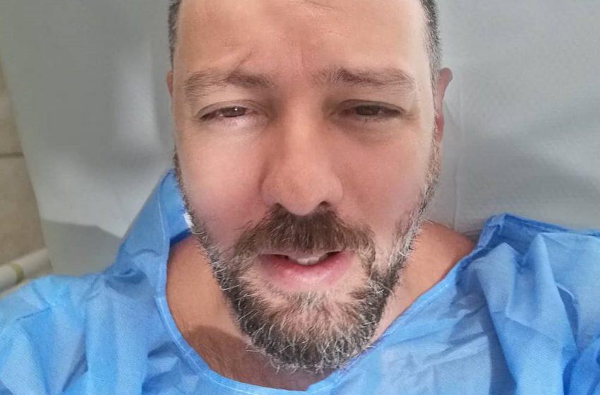 Όλα καλά για τον Μάνο Παπαγιάννη – Ανάρτηση από το νοσοκομείο