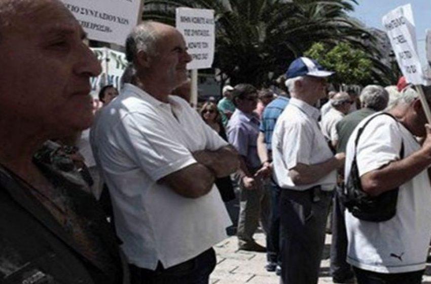 Συνταξιούχοι στο δρόμο: Ζητούν πολιτική απόφαση για τα αναδρομικά σε επικουρικές και δώρα