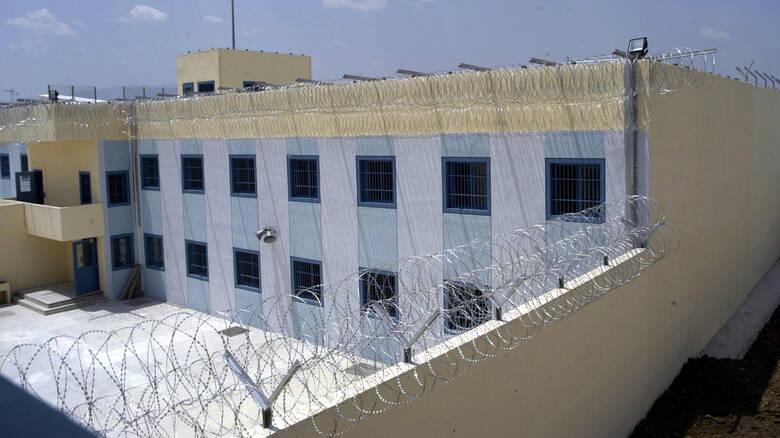 Κρούσμα κοροναϊού στις φυλακές Τρικάλων