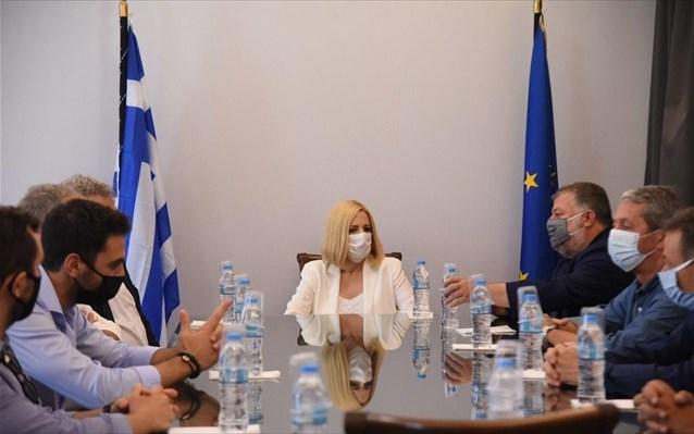Φ. Γεννηματά: Ο ελληνικός λαός άφησε τη Χρυσή Αυγή εκτός Βουλής και η ΝΔ την ξαναφέρνει