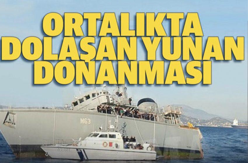 """Τουρκικά ΜΜΕ για το """"Καλλιστώ"""": """"Αξιοθρήνητο το ελληνικό Ναυτικό"""" – Το… βύθισε η Μιλιέτ"""