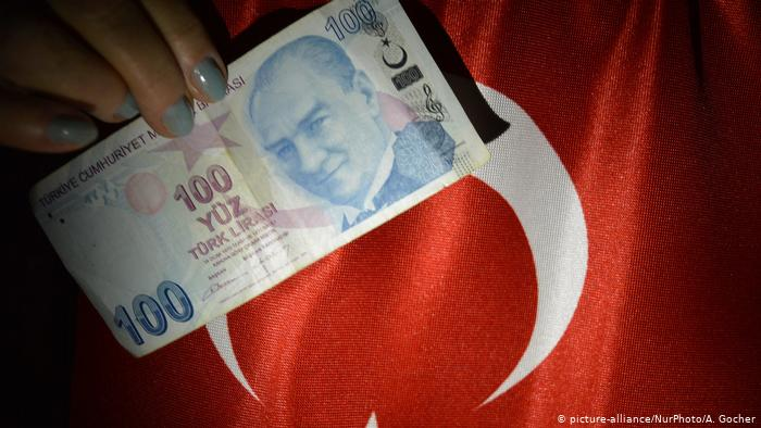 FAZ: Θα χρειαστεί η Τουρκία την επέμβαση του ΔΝΤ;
