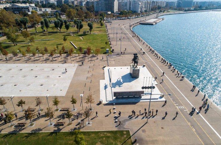 Σοκ από τα πρώτα Rapid test στη Θεσσαλονίκη: Θετικά το 10%!