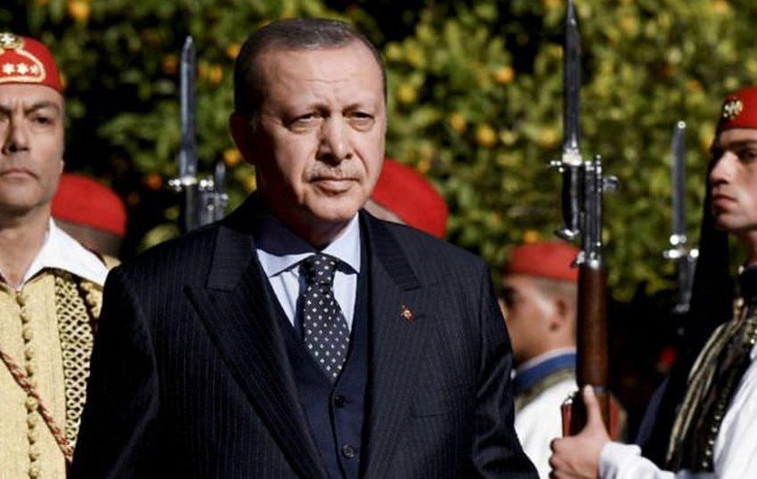 """Πρόσκληση σε Ερντογάν να συμμετάσχει στις εκδηλώσεις για τα 200 χρόνια από την Επανάσταση!- Το σχέδιο της """"Ελλάδα 2021"""" που …ναυάγησε"""