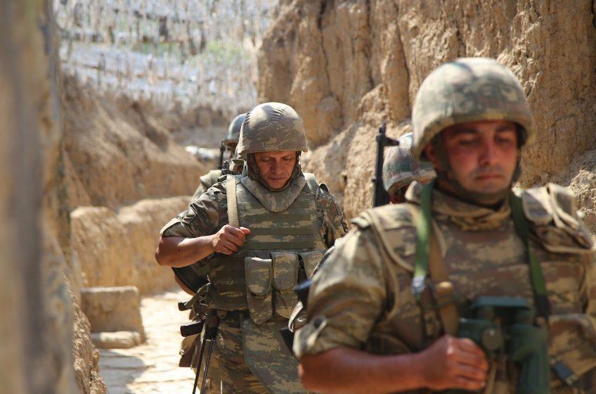 """""""Με πόλεμο-αστραπή"""" ήθελαν να καταλάβουν το Ναγκόρνο-Καραμπάχ, Τούρκοι και Αζέροι"""""""