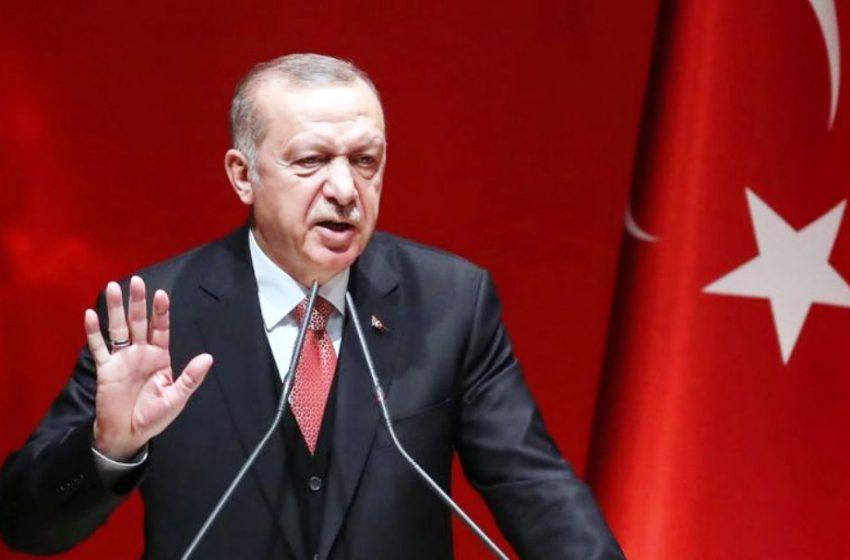 Ερντογάν: Οι όποιες κυρώσεις δεν θα έχουν σοβαρό αντίκτυπο