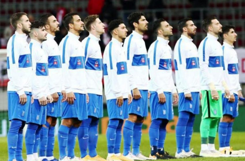 Φιλικό με την Κύπρο η Εθνική Ομάδα πριν από τις μάχες στο Nations League