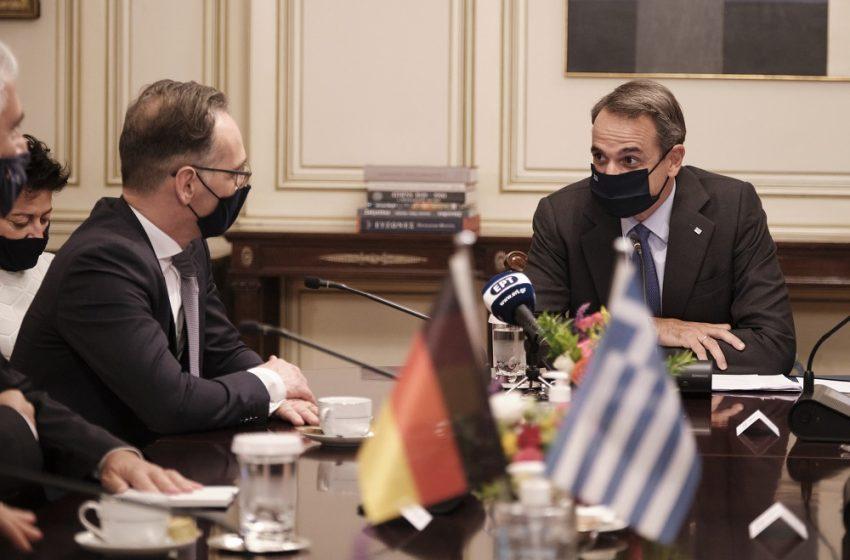 Κυρ. Μητσοτάκης σε Μάας: Καμία συνομιλία με την Άγκυρα όσο το Oruc Reis βρίσκεται στην αν. Μεσόγειο