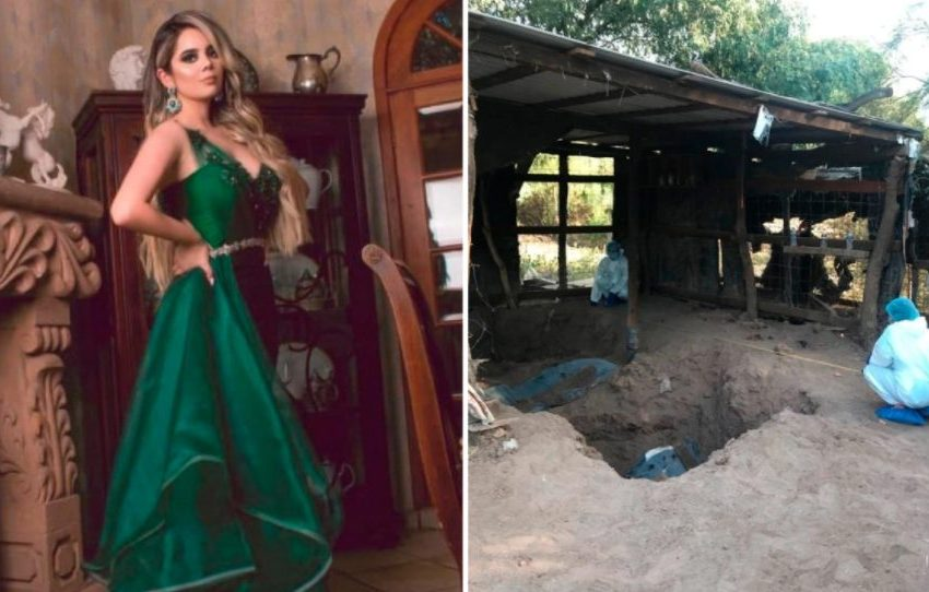 Yessenia Alvarado: Βρέθηκε η σορός του μοντέλου σε ομαδικό τάφο