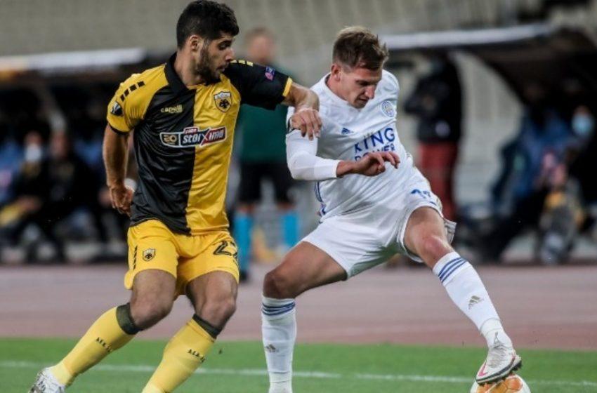 Ζευγάρωσε τις ήττες η ΑΕΚ στο Europa League