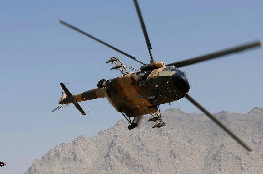 Τραγωδία στο Αφγανιστάν: Συγκρούστηκαν στον αέρα δύο στρατιωτικά ελικόπτερα
