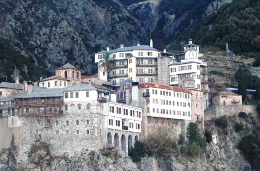 Σεισμός στο Άγιο Όρος