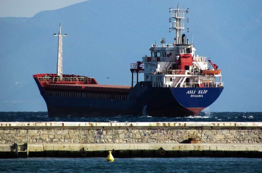 Συναγερμός στο Αιγαίο με τουρκικό πλοίο – Πλέει ακυβέρνητο ανοικτά της Μήλου