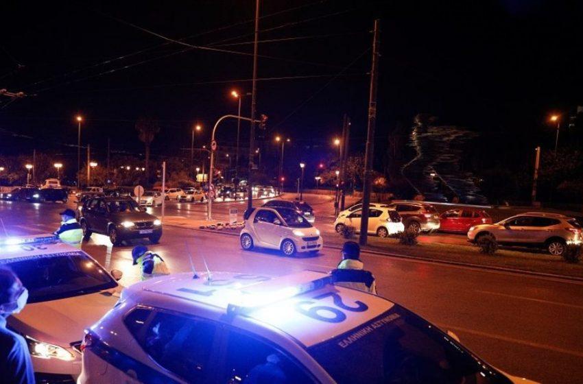 Αστυνομικοί έπιασαν αστυνομικό σε κλαμπ του Πειραιά που «έσπασε» την καραντίνα