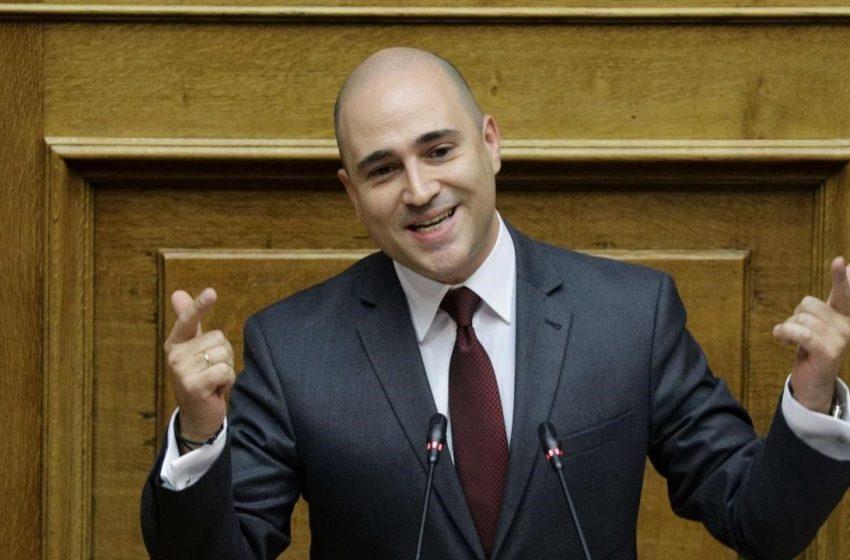 Παραδέχεται ο Μπογδάνος τη λίστα στο Meaculpa.gr: Έγινε λάθος, διορθώθηκε