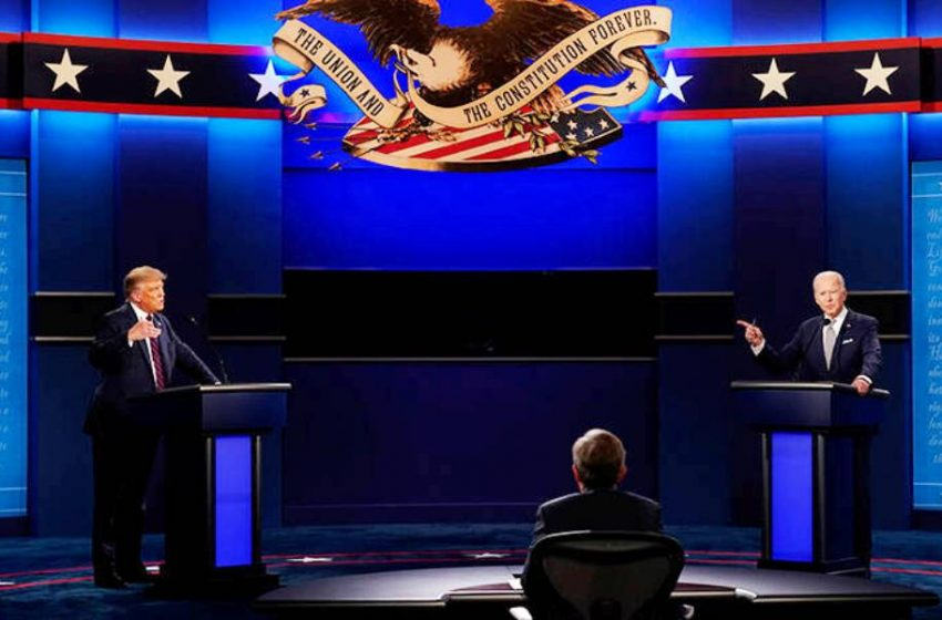 Αμερικανικές εκλογές: Μεγάλη διαφορά ανάμεσα σε Μπάιντεν και Τραμπ δείχνει δημοσκόπηση