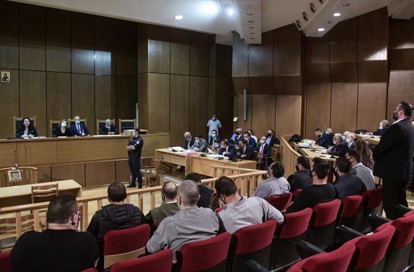Δίκη Χρυσής Αυγής: Απορρίφθηκε το αίτημα Κασιδιάρη, δέχεται εν μέρει του Λαγού