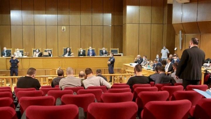Δίκη Χρυσής Αυγής: 13 χρόνια και 6 μήνες στον Μιχαλολιάκο – Oι… τελικές ποινές