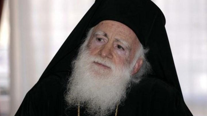 Βγήκε από τη ΜΕΘ του ΠΑΓΝΗ ο Αρχιεπίσκοπος Ειρηναίος