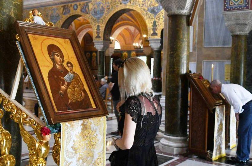 Ιερά Σύνοδος: Ζητά από τους πιστούς να προσεύχονται και να τηρούν τα μέτρα για τον κοροναϊό