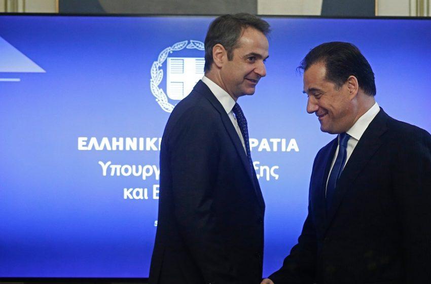 """""""Υποβόσκουσα ένταση"""" για τη Συμφωνία των Πρεσπών – Η θέση Γεωργιάδη και οι κινήσεις του Μαξίμου"""