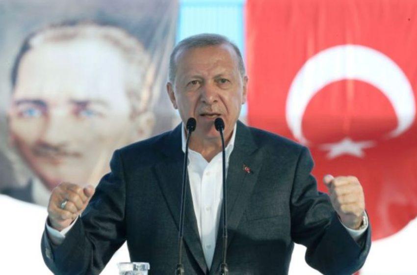 Το σχόλιο του Ερντογάν μετά την Σύνοδο Κορυφής: «Κούφιες απειλές και εκβιασμοί»