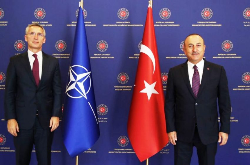 Στόλτενμπεργκ: Να διευρύνουμε τον μηχανισμό απεμπλοκής Ελλάδας – Τουρκίας