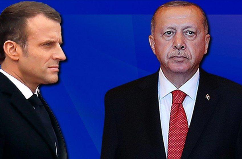 Le Monde: Η σύγκρουση Μακρόν – Ερντογάν αφορά κάτι βαθύτερο