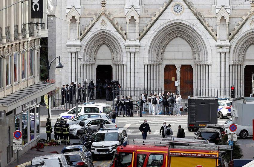Αυτός είναι ο δράστης της επίθεσης στην εκκλησία της Νίκαιας στην Γαλλία (pic)