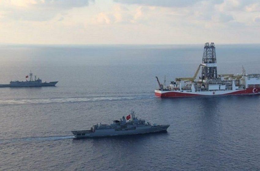 Κλιμάκωση: Η Άγκυρα βγάζει και γεωτρύπανο στην αν. Μεσόγειο – Πού βρίσκεται το Oruc Reis