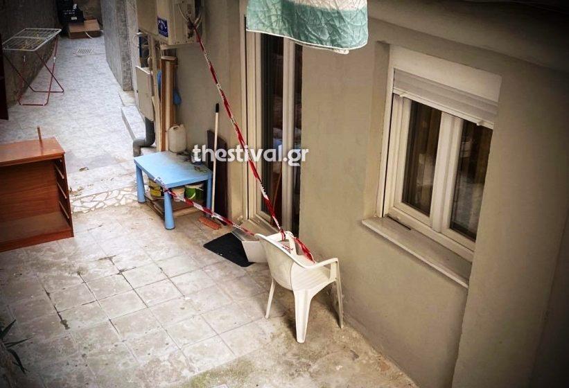 Θεσσαλονίκη: Εντοπίστηκε πτώμα γυναίκας σε υπόγειο