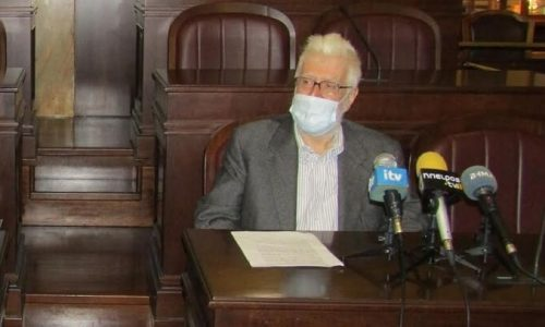 """Δραματική έκκληση του δημάρχου στα Γιάννινα: """"Τηρήστε τα μέτρα. Η εικόνα της περιοχής μας δεν είναι καλή"""""""