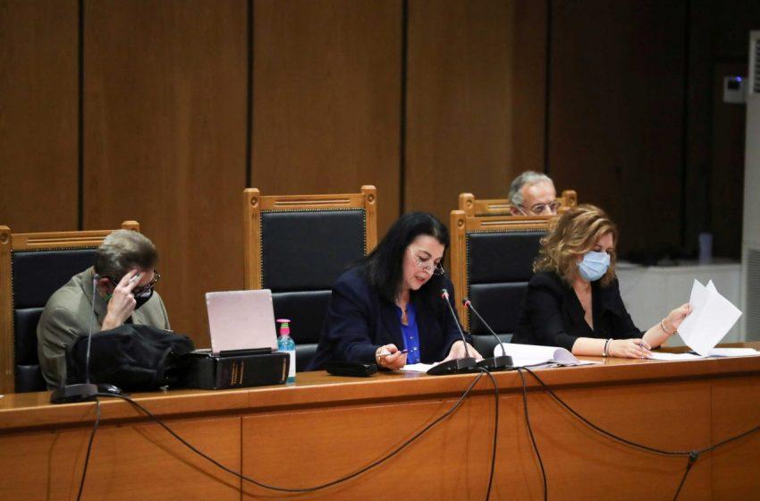 Οι ναζί της Χρυσής Αυγής στη φυλακή: Το μεσημέρι η έδρα ανακοινώνει τις τελικές ποινές