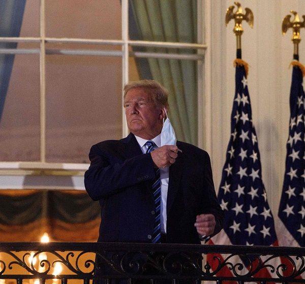 """Μαγνητοσκοπημένο μήνυμα Τραμπ από τον Λευκό Οίκο – """"Βγείτε έξω μην φοβάστε τον κοροναϊό"""" – Αμφισβητούμενη η κατάσταση της υγείας του (vid)"""