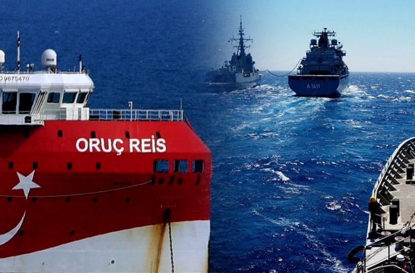 Το Oruc Reis σπάει τα 12 μίλια: Κρίσιμη μέρα, σε ύψιστο συναγερμό οι ένοπλες δυνάμεις – Τι εντολές έχουν για τα σενάρια αντίδρασης