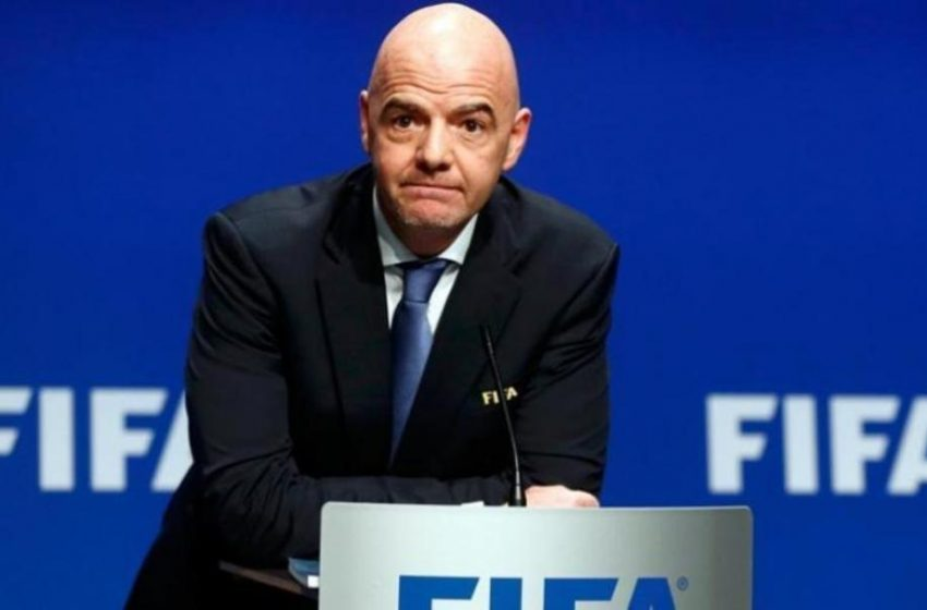 FIFA: Με κοροναϊό ο Ινφαντίνο