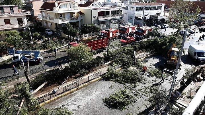 Αίτημα να κηρυχθεί ο Δήμος Ηρακλείου σε κατάσταση έκτακτης ανάγκης μετά τις καταστροφές από την κακοκαιρία