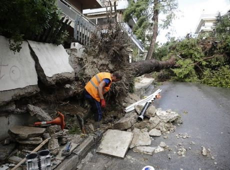 Νέο Ηράκλειο: Αυτό που συνέβη θυμίζει σεισμό – Η εξήγηση από τον Λέκκα (vid)