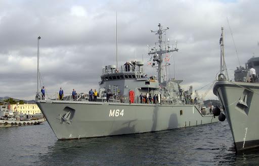 Καλλιστώ: Ποιο είναι το πλοίο του πολεμικού ναυτικού που καταστράφηκε